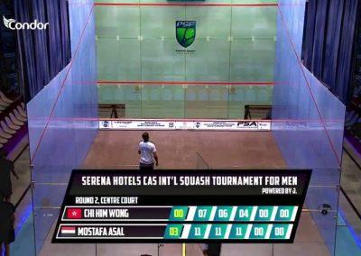 Serena Hotels Huawei Pakistan International Squash Championship for Men & Women April 2019