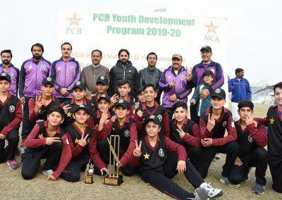 PCB Catch 'em Young U13