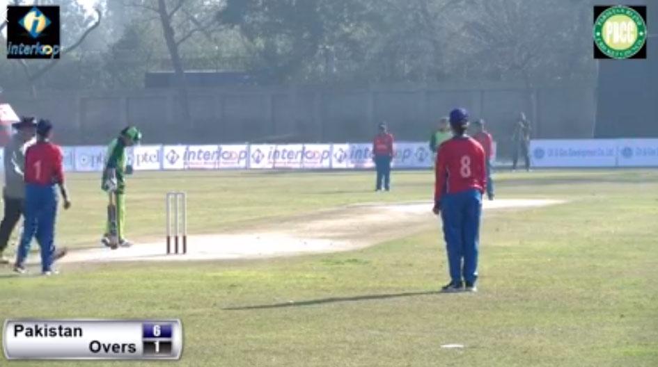 Pakistan vs Nepal – Women Blind Cricket Series