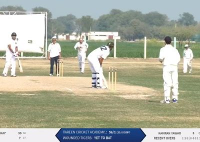 Tareen Academy Friendly Matches