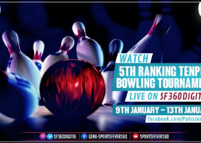 5th PTBF Tenpin Bowling Tournament
