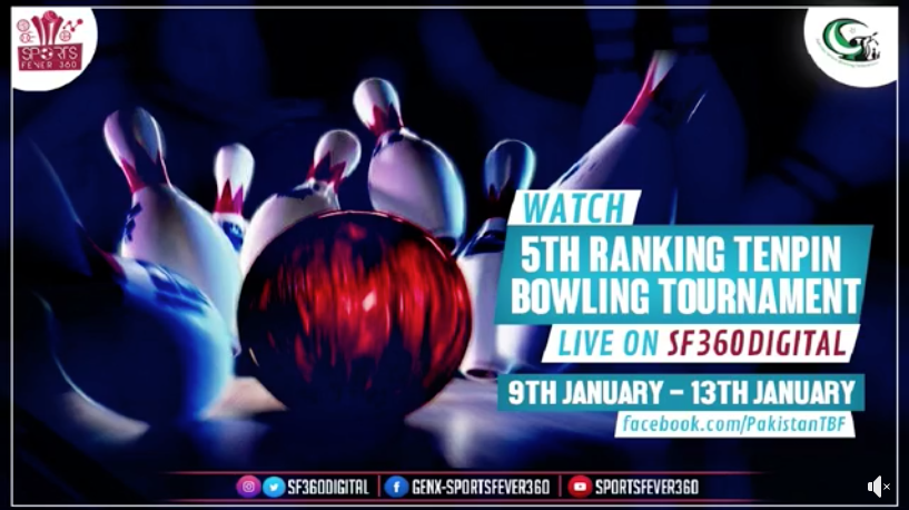 5th PTBF Tenpin Bowling Tournament