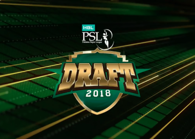 HBL PSL Player Draft 2018 for PSL 4