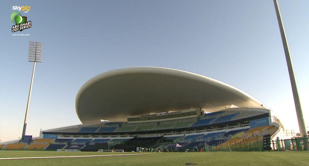 UAE vs Ireland ODI Series
