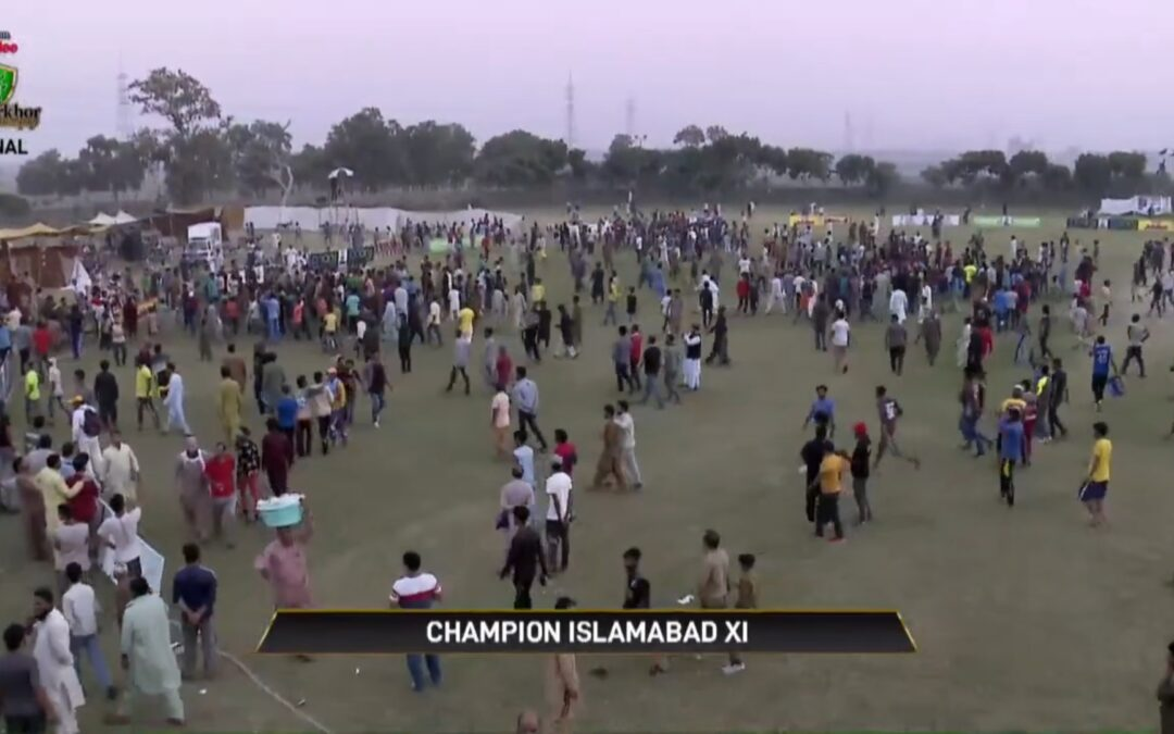 Mitchell's Jubilee presents 1st Markhor Champions Trophy
